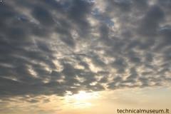 Debesuotas dangus