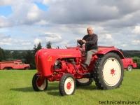 Porshe traktorius